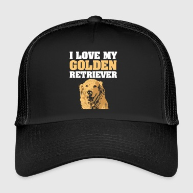 golden - Trucker Cap