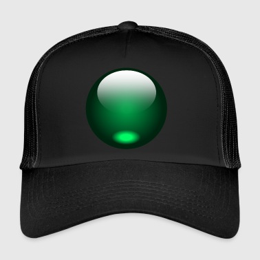 zielony - Trucker Cap