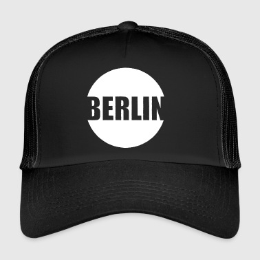 Berlin City - Trucker Cap