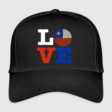 coeur chili - Trucker Cap