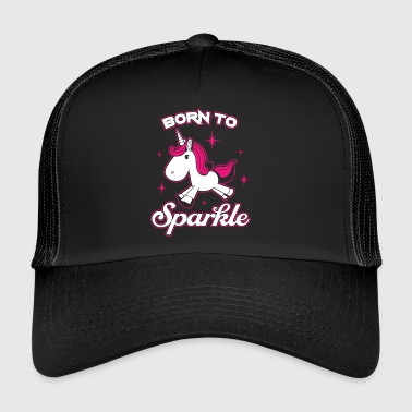 Unicorn! Unicorn! Trendy Cute! - Trucker Cap