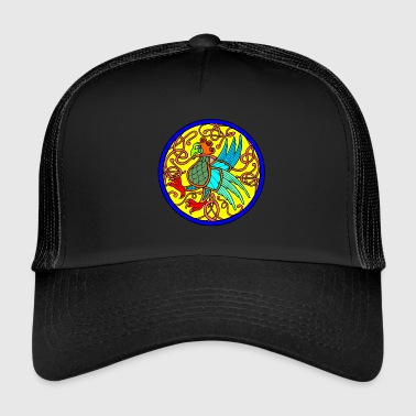 rapacious Celtic - Trucker Cap