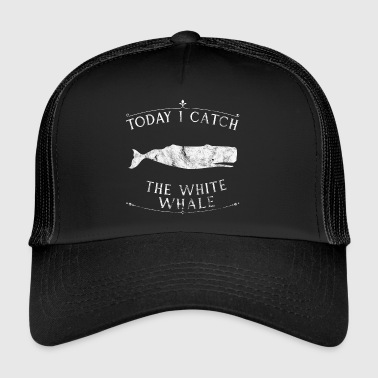 Moby Dick - Trucker Cap