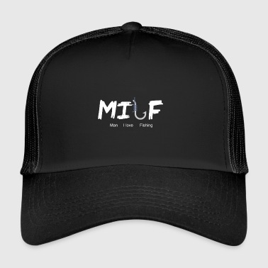 Ambiguous: Milf (mother i'd like to fuck) - Trucker Cap