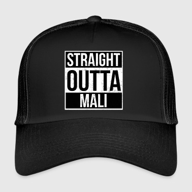 Straight Outta Straight Outta Mali! | Best country - Trucker Cap