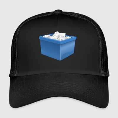Trash - Trucker Cap