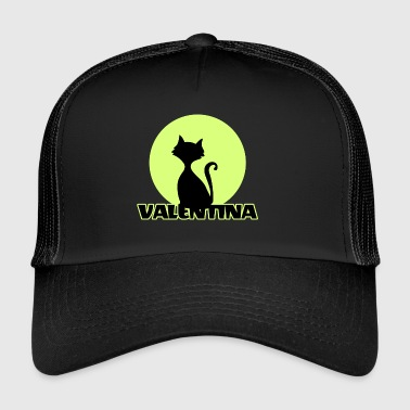 Valentina Name First name - Trucker Cap
