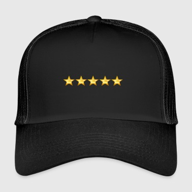 Five stars - Trucker Cap