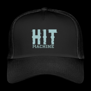 Hit machine - Trucker Cap