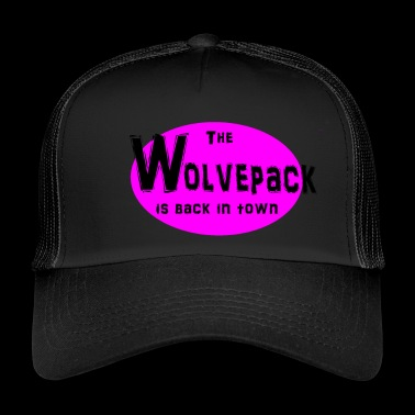 Wolves - Trucker Cap