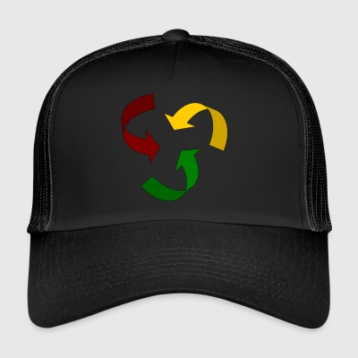 Rastacycle - Trucker Cap