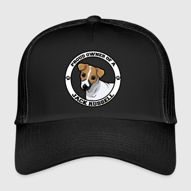 Dog / Jack Russell: Proud Owner Of A Jack Russell - Trucker Cap