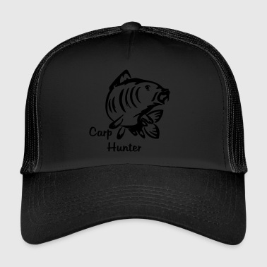 Carp Hunter - Trucker Cap