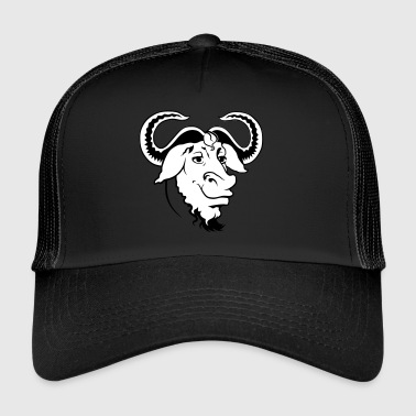 Ox Comic - Trucker Cap