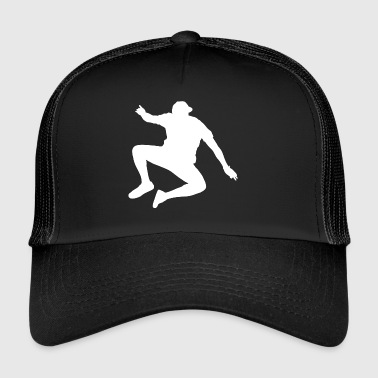 Cool motive: Freerunning Springer - Trucker Cap