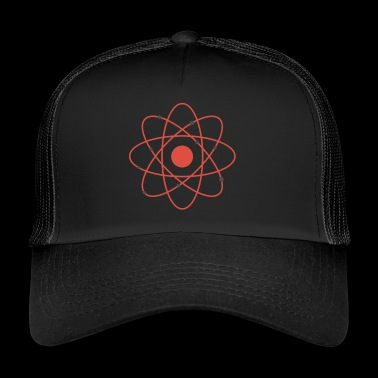 The atom - Trucker Cap