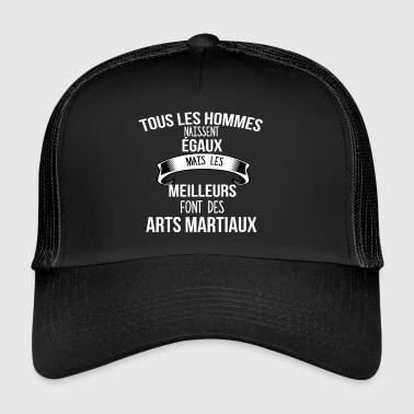 Arts martiaux - Trucker Cap