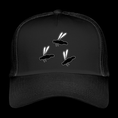 Insect Fly Fly Fly - Trucker Cap