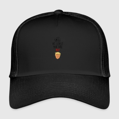 Smile, Trump - Trucker Cap