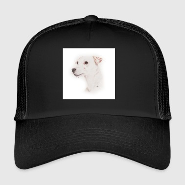 Jack Russell, Whistle - Trucker Cap