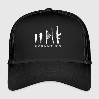Waffen Evolution - Trucker Cap