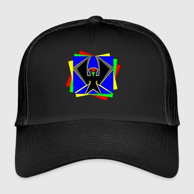 Bright_Slicer - Trucker Cap