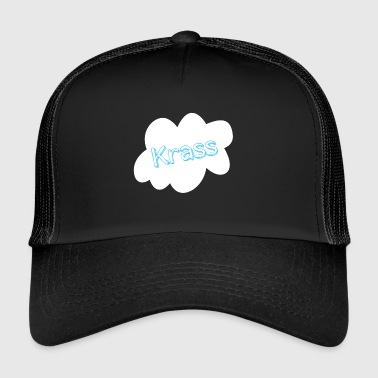 crass cloud - Trucker Cap