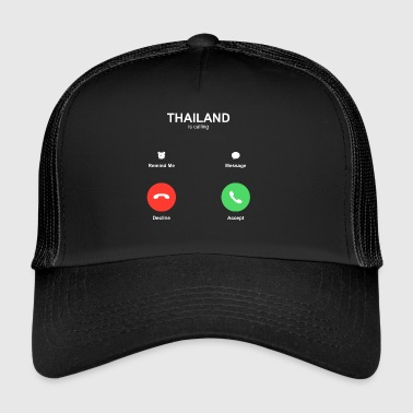 THAILAND is calling - Trucker Cap