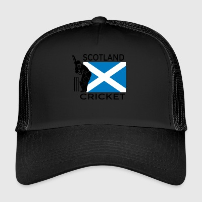 cricket Skottland - Trucker Cap