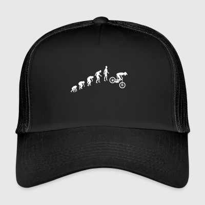 downhill evoluutio - Trucker Cap