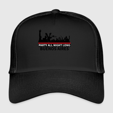 BUENOS AIRES Party - Trucker Cap