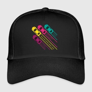 nitro Driving - Trucker Cap