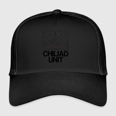 Chiliad Unit - Trucker Cap