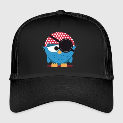 Birdie pirate - Trucker Cap