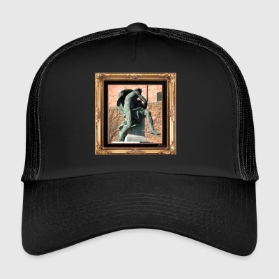 aRT gOLD - Trucker Cap
