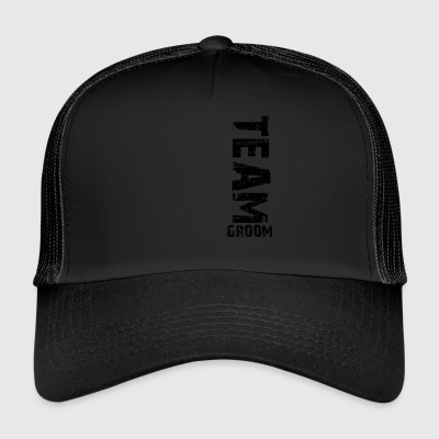 GROOM - Trucker Cap