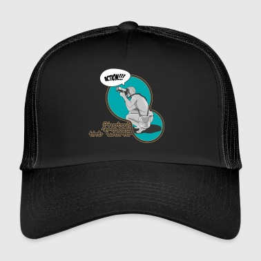 CAM ACTION - Trucker Cap