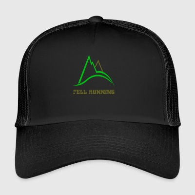 Fell Running - Trucker Cap