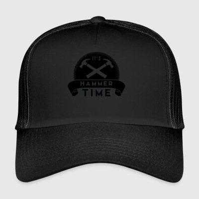 Zimmermann: It´s Hammer Time - Trucker Cap