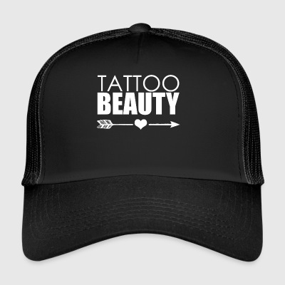 Tattoo Tattoo Beauty - Trucker Cap