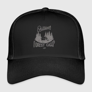 Forest Camp - Trucker Cap