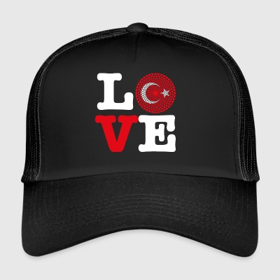 TURKEY HEART - Trucker Cap