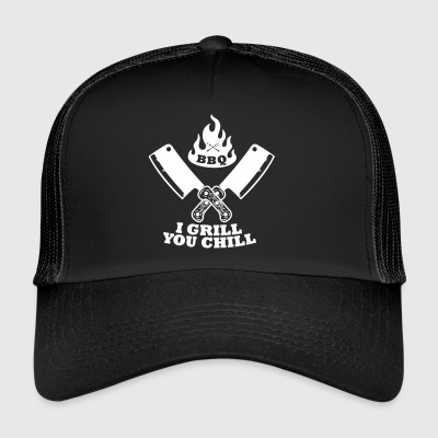 Grill chill - Trucker Cap