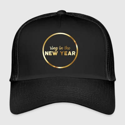 Sylvester / Nouvel An: le Nouvel An - Trucker Cap