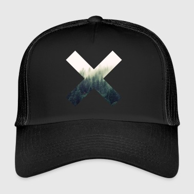 Forest dimma X - Trucker Cap