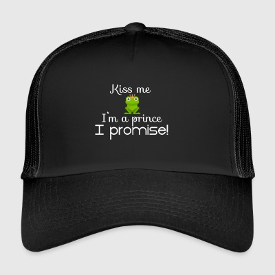 Kiss me - Trucker Cap