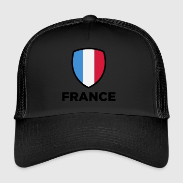 National Flag Of France - Trucker Cap