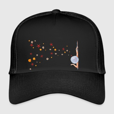 Sea Stars Sun - Trucker Cap