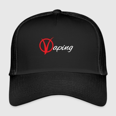 vaping V - Trucker Cap