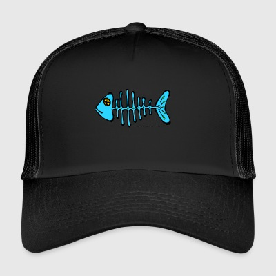 Fish bone - Trucker Cap